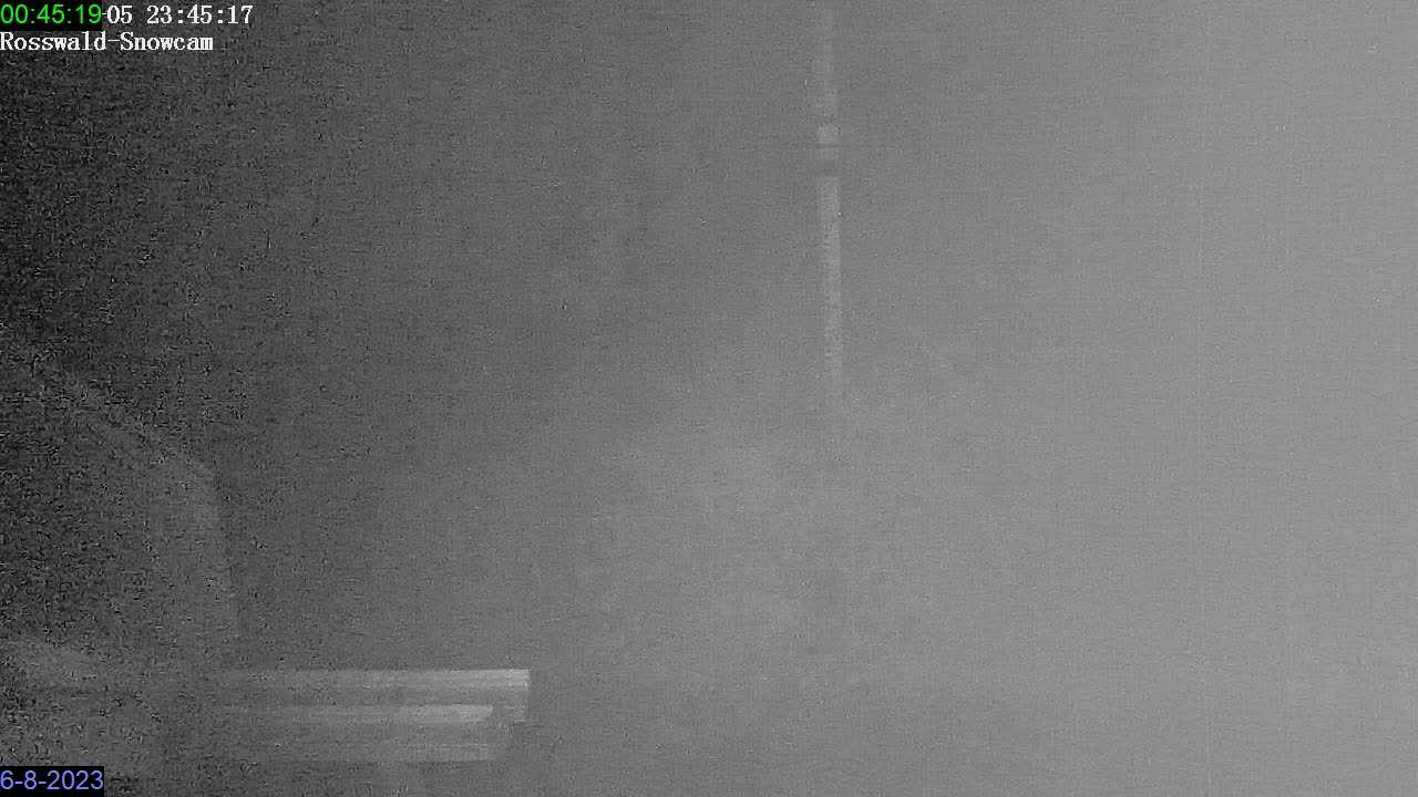 Snowcam Rosswald